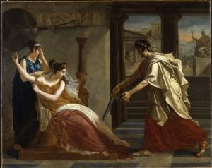 Cléone, Hermione et Oreste